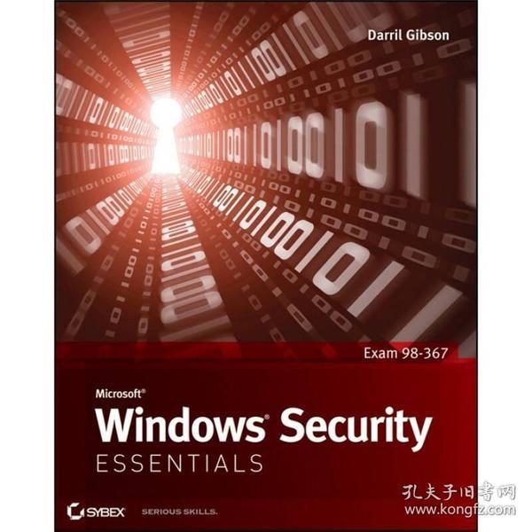 9781118016848Microsoft Windows Security Essentials