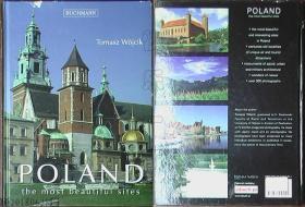 波兰原版书籍-POLAND the most beautiful sites(波兰最美丽的景点摄影图册、精装本)