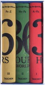 环球旅行者 The New York Times: 36 Hours World 城市旅游文化 精装3本套装   出版社:  出版时间:2015  ISBN:9783836552967