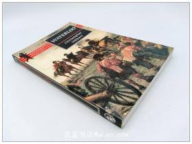 滑铁卢战役史Waterloo (Christopher Hibbert)拿破仑的战争 Wordsworth Military Library英文原版
