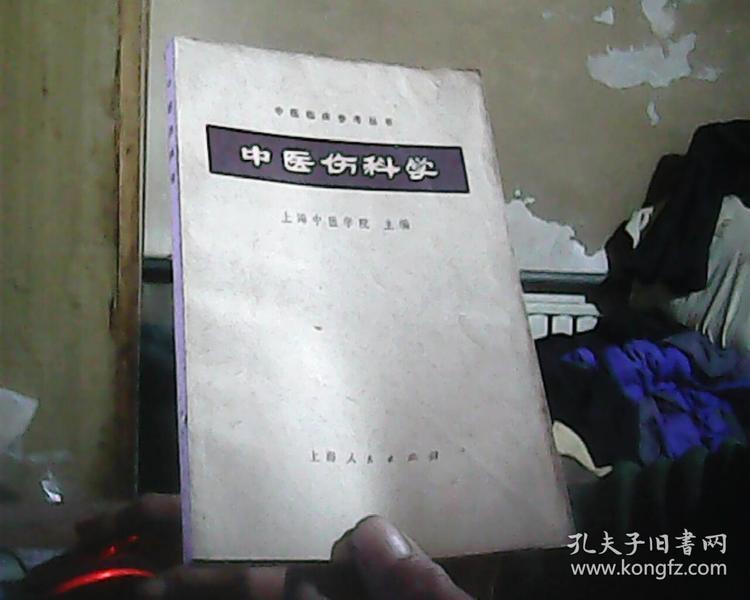 中医伤科学(中医临床参考丛书)