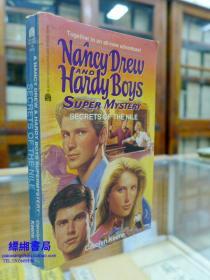 SECRETS OF THE NILE《侦探南希德鲁系列:尼罗河的秘密》