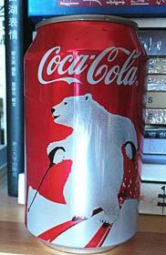 可口可乐限量收藏罐三个:大白熊冬季版1款+2016年奥运版给超燃的#此刻是金#+游戏英雄联盟人物盖伦人在塔在