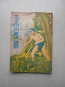 民国小说 世界名著译本 人猿泰山全集之八  泰山团圆