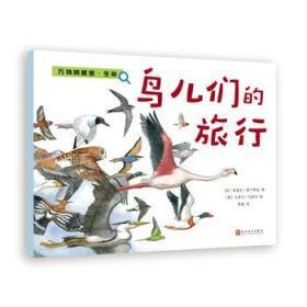 正版送书签ui~鸟儿们的旅行/的秘密 9787020112470 【法】米夏尔