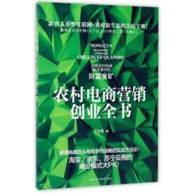 正版送书签ui~农村电商营销创业全书 9787515820279 丁士安