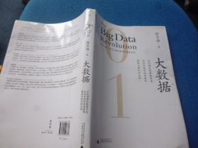 大數據:正在到來的數據革命,以及它如何改變政府、商業與我們的生活