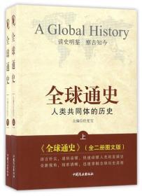 全球通史:人类共同体的历史(图文版 套装上下册)