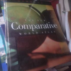 HAMMOND THE NEW COMPARATIVE WORLD ATLAS
