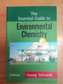 英文原版书:The Essential Guide to Environmental Chemistry 环境化学基本指南