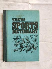 WEBSTER'S SPORTS DICTIONARY 韦氏体育词典