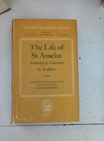the life of st anselm