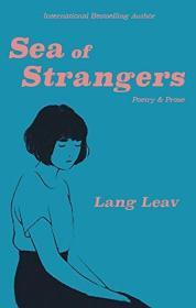 Sea of Strangers (Lang Leav) 英文原版小说