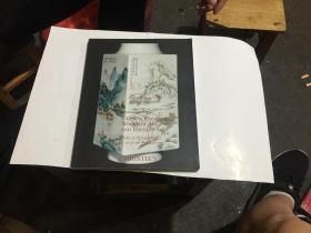 CHRISTIE'S 佳士得2012年 中国陶瓷艺术作品和纺织品..
