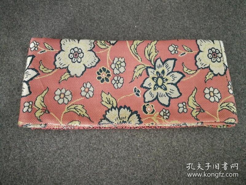 回流日本袋带 刺绣