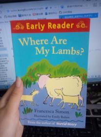 Where Are My Lambs?. by Francesca Simon