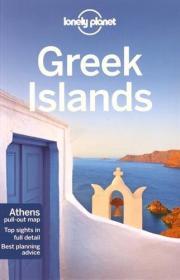LP第九版希腊岛屿自由行攻略 Greek Islands 9th Lonely Planet