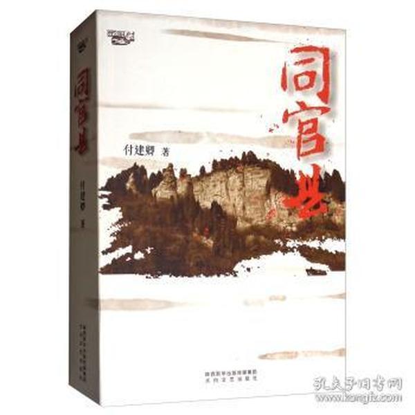 正版送书签ui~同官县 9787551312387 付建卿
