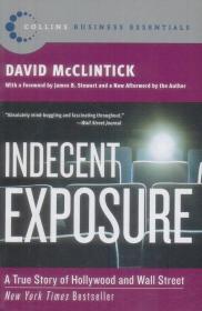 不恰当的暴露(Indecent Exposure)