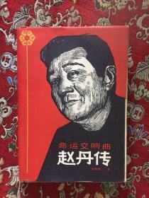 命运交响曲:赵丹传