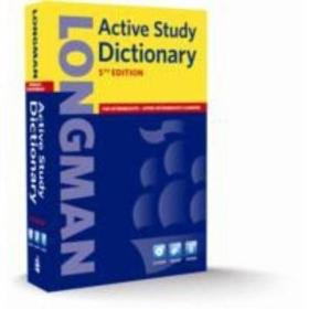 Longman Active Study Dict CD-ROM Pack[朗文激活学习辞典]