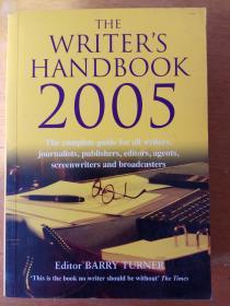 The writer s handbook 2005