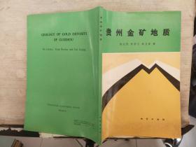 贵州金矿地质