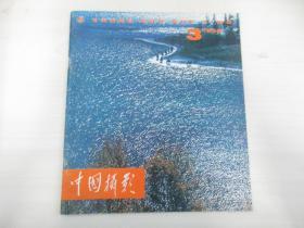 中国摄影 1980年第3期 总第87期 中国摄影出版社 12开平装