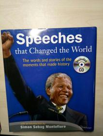 Speeches That Changed the World (Book+CD)