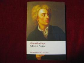 Alexander Pope: Selected Poetry