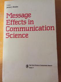Message effects in communication science