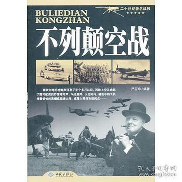 正版送书签ja~二十世纪战役:不列颠空战 9787515103860 严亚珍