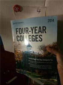 Four-Year Colleges 2014 (Petersons Four Year Colleges)