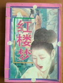 中国古典文学名著少年版:红楼梦   插图本
