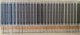 《Comptons Encyclopedia 康普顿百科全书》· 1 - 26卷全 ·美国原版·精装·大量图文版·品好