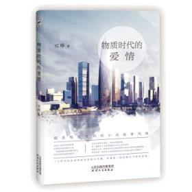 正版送书签ui~物质时代的爱情 9787201132259 石岸