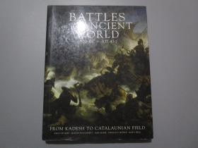 英文原版:Battles Of The Ancient World(1300 BC~AD 451)