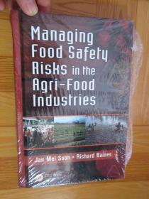 Managing Food Safety Risks in the Agri-Food Industries       (詳見圖),硬精裝