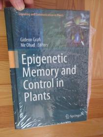 Epigenetic Memory and Control in Plants      (詳見圖),硬精裝