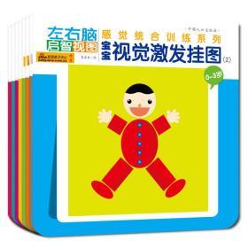 正版库存 感觉统合训练系列  宝宝视觉启智挂图4