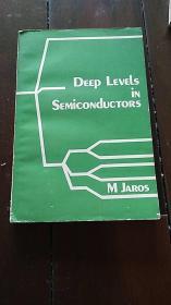 DEEP LEVELS IN SEMICONDUCTORS(半导体中的深能级,英文版)