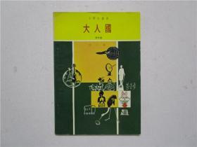 约七八十年代出版 小学生丛书《大人国》高年级 (插图本)