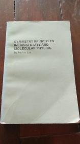 symmetry principles in solid state and molecular physic  固体物理与分子物理中的对称性原理 英文版