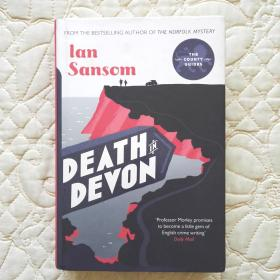 Death in Devon (The County Guides) 英文原版
