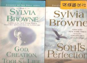 Journey of the Soul Series Book   SYLVIA BROWNE  1   2     全二本
