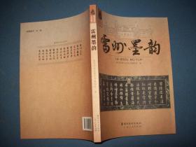 雷州墨韵-雷州历史文化丛书-16开