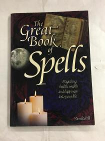 THE GREAT BOOK OF SPELLS 英文版