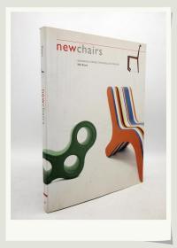椅子设计New Chairs:Innovations in Design样板房家居卖场白色装饰外文真书