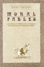 The Moral Fables Of Aesop: A New Edition Of The Middle Scots Text And Introduction (english And Germ