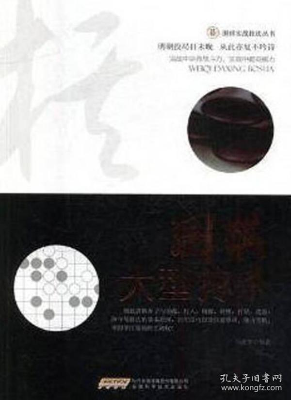 围棋实战技法丛书:围棋大型搏杀